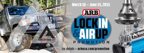 ARB Locker Sale