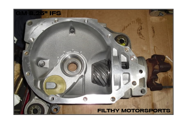 chevy avalanche front differential rebuild