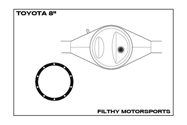 Toyota axle codes