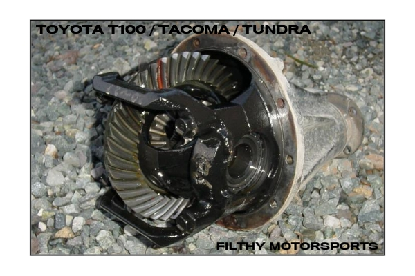Toyota T100 / Tacoma / Tundra Axle Parts, Gears, and Upgrades