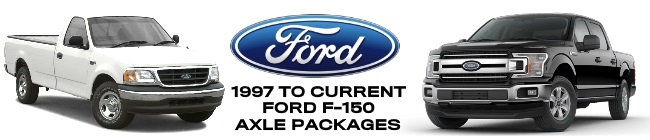 Ford F-150 Gears, Lockers, and Install Kits