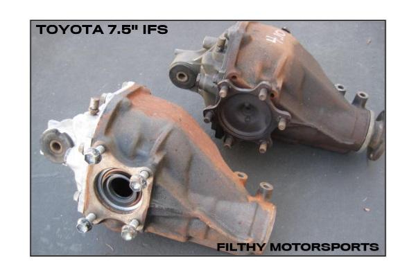 Toyota 7 5
