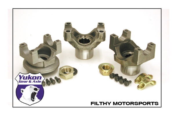 Yukon Complete Gear and Kit Pakage for F250 and F350 Dana 60 with 3:73 Gear Ratio